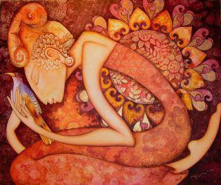 Firebird by Holly Sierra